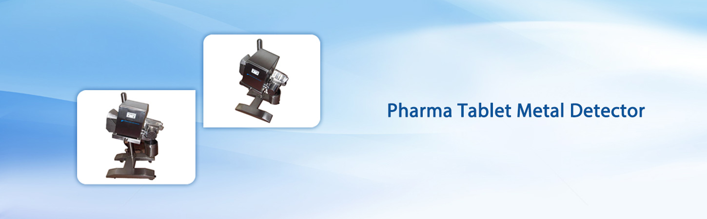 Pharma Tablet Metal Detector