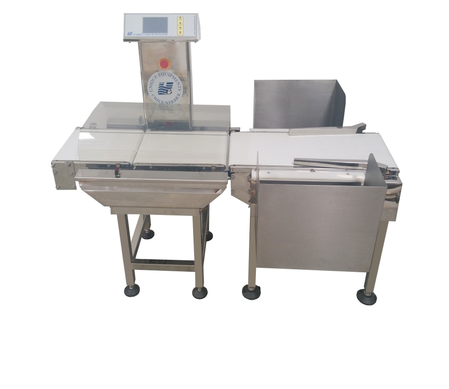 On Line Dynamic Check Weigher In Dhar